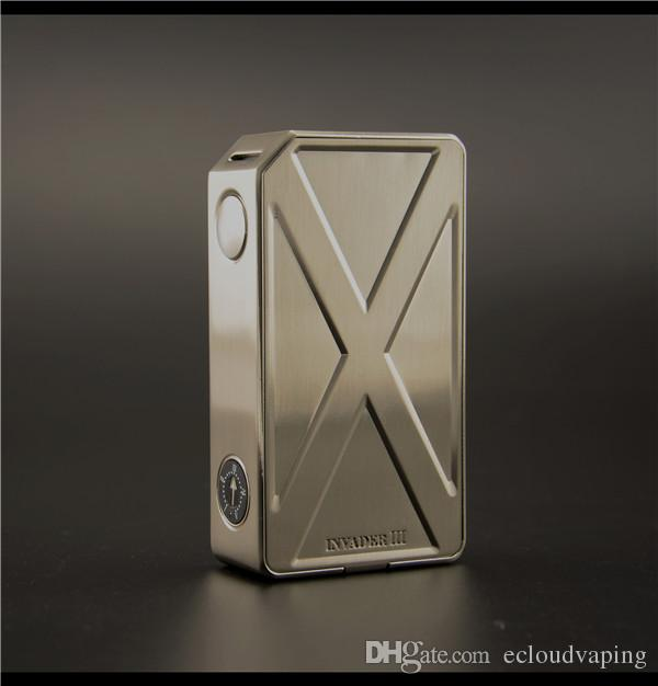 Online Shopping Best Price Authentic Tesla Invader III W Box Mod - What is vehicle invoice price best online vape store