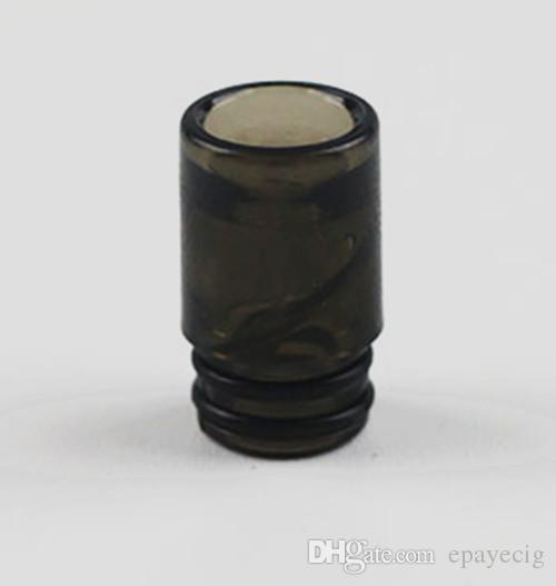Puntas de goteo kangertech espiral PC meterial 510 boquilla para cig rda subtanque mini tfv8 geekvape griffin rda moonshot tank