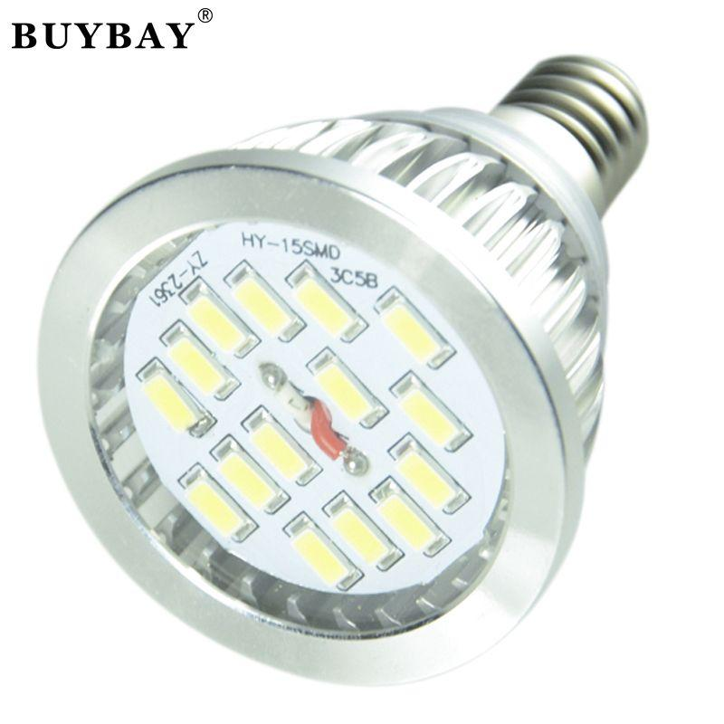 Amazing High Quality SMD 5730 E14 6W LED Bulb Lamp, Led Spot Light 85 265v,  White/Warm White, Led Lighting, Spotlight E14 Bulb E14 Spotlight E14 5730  Light Online ...