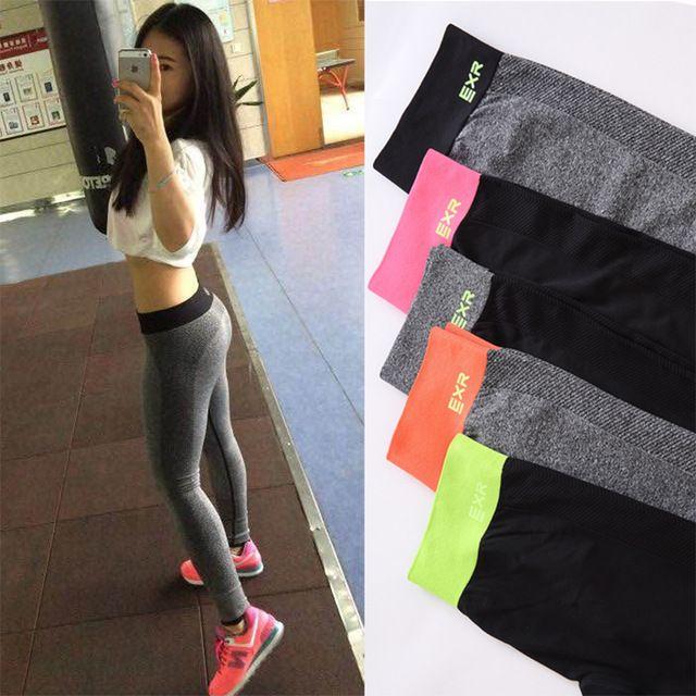 2018 Fashion Yoga Pants For Women Tight Sportwear Nice