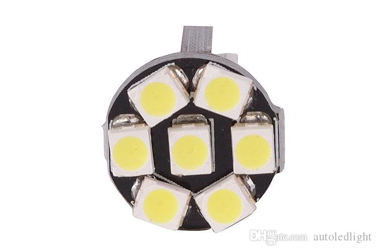 Lighting w5w 194 168 led indicator Canbus 13 3528 SMD T10 wedge Car lights clearance auto Bulbs instrument Lamps White 12V DC