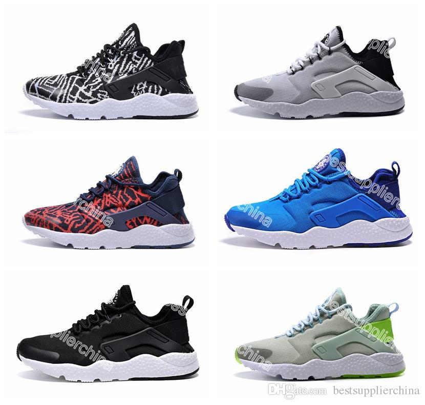 2016 New Style Air Huarache 3 Iii Running Shoes Women And Men Fashion High  Quality Huaraches Trainer Athletic Sport Sneakers Size 36 45 Shoes Shop Free  ...