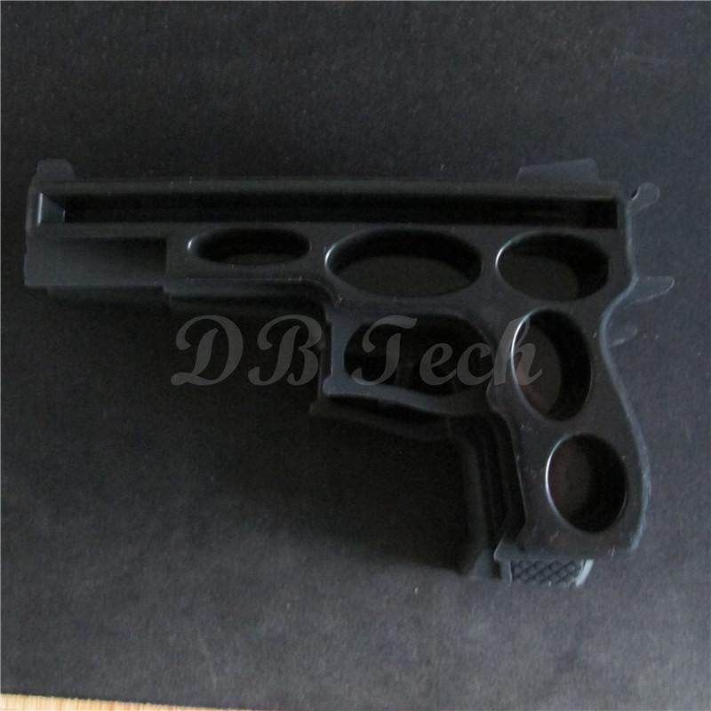 30 мл пистолет силиконовый концентрат банку * 10-50шт bho dab восковой контейнер без палочки слизи бесплатно кальян воск масло dab банку для стекла Бонг