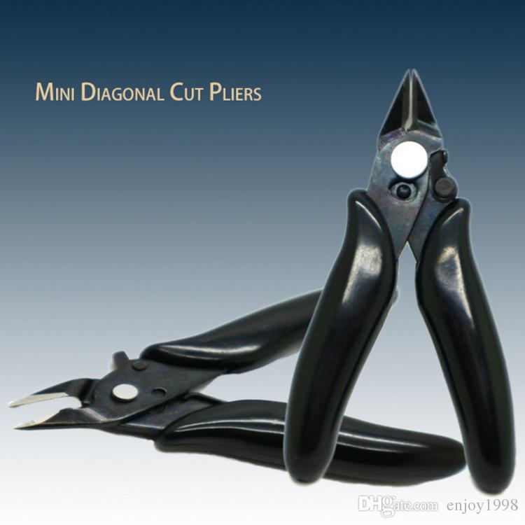 Accessoires Ecig plus récent diagonale Coupe-fils Coupe Pince professtional en acier inoxydable Diagonal Nipper Pour RDA RBA