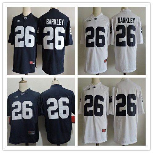 spain ncaa jerseys penn state nittany lions 3 navy blue college football  jerseys db055 95a77 8d24c7add