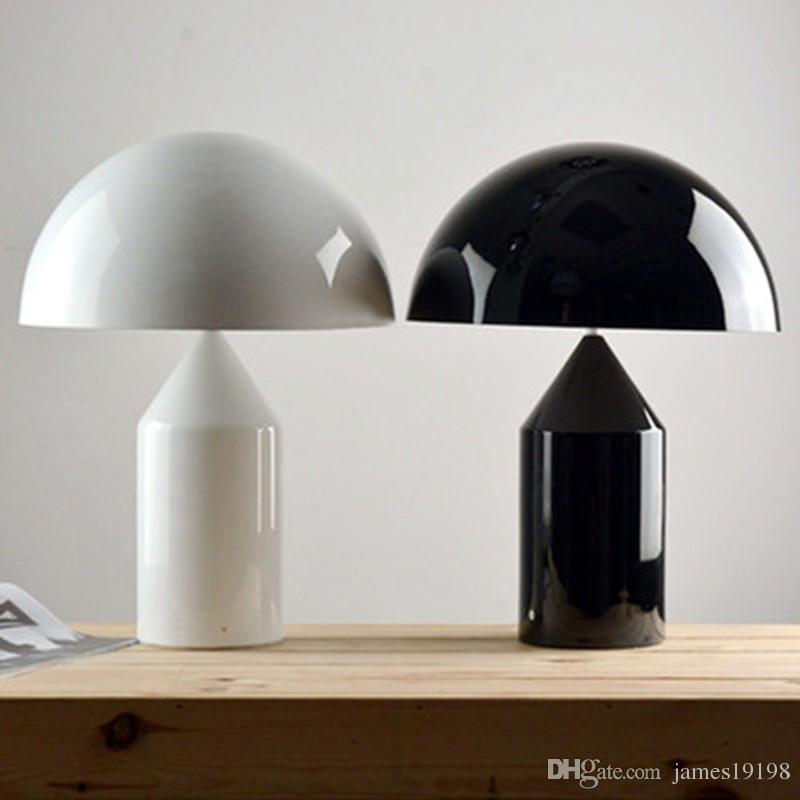 Acquista Moderna Lampada Da Tavolo Fungo Oluce Designer Creativo Semplice  Lampada Da Tavolo Comodino Nuovo Camera Da Letto Studio Camera Soggiorno ...
