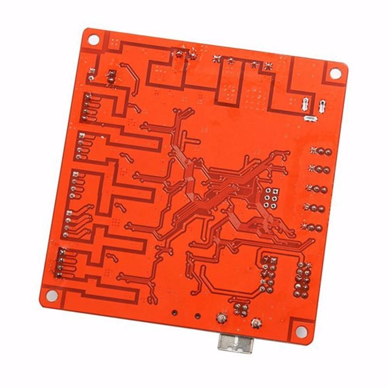 Freeshipping Scheda madre di controllo della stampante 3D aggiornata per controllo della stampante V1.0 Anet Scheda di controllo della stampante 3D Reprap Mendel Prusa per M505