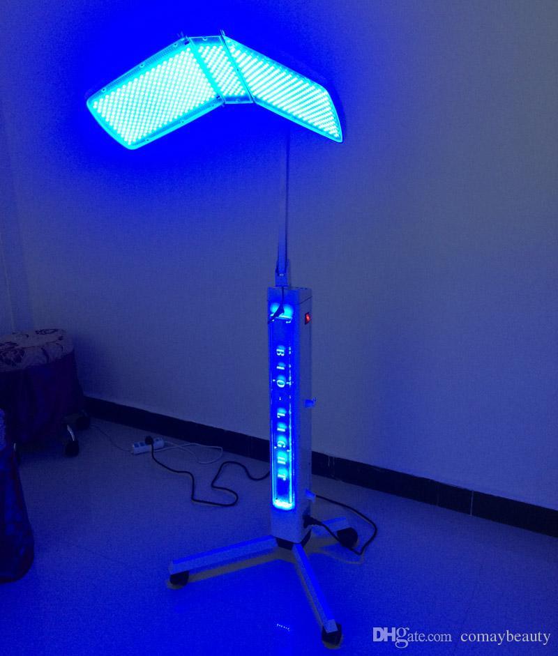 Профессиональная БИО светотерапия Photon LED Омоложение кожи лечение угрей PDT машина для ухода за лицом оборудование для салонов красоты