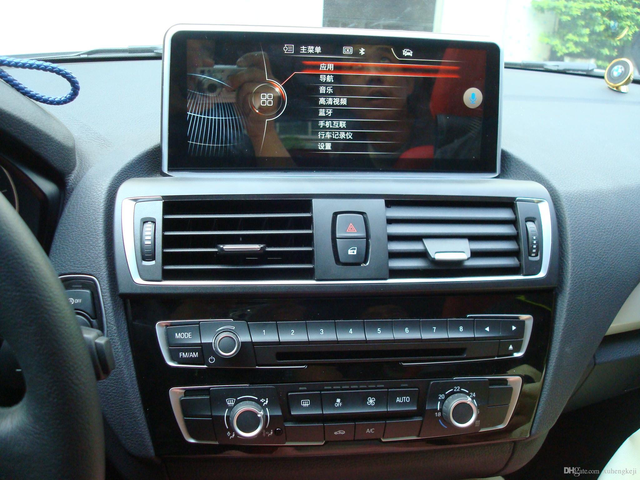 DAB + 10,25 Zoll Android 4.44 Auto-DVD Gps für BMW 1 Reihe F20 F21 2011 2012 2013 -2016 HD1028 * 480, iDrive verließ rechte Hand