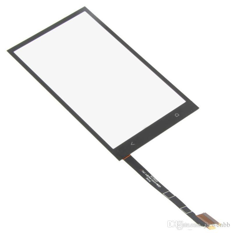 black 4.7''INCH Touchscreen for HTC One M7 801e, One M7 801n Touch Screen Panel Digitizer Glass Lens Repair Replacement