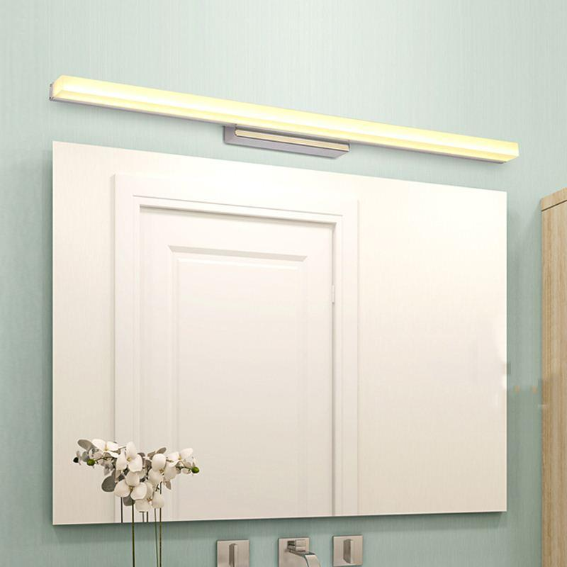 Exceptional 2018 New Bathroom Wall Mounted Mirror Light 690mm 110V/220V 16W Bedroom Led  Mirror Lamp Lamparas De Pared From Cactus_shaw, $26.84 | DHgate.Com