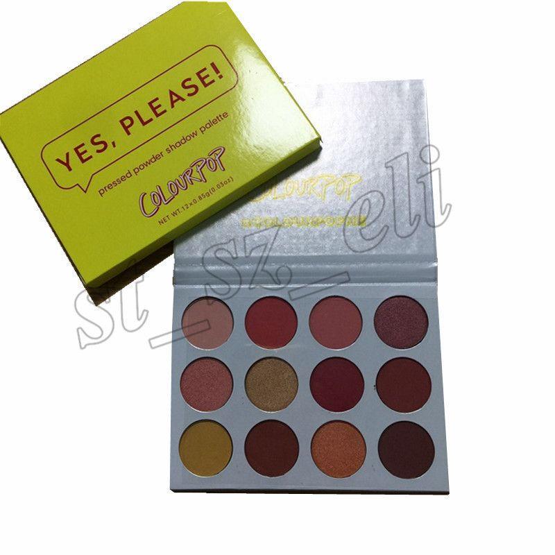 Colourpop I think I love you Eyeshadow palatte Pressed Powder Shadow Palette yes,please! Fem Rosa SHE eye shadow 3 types