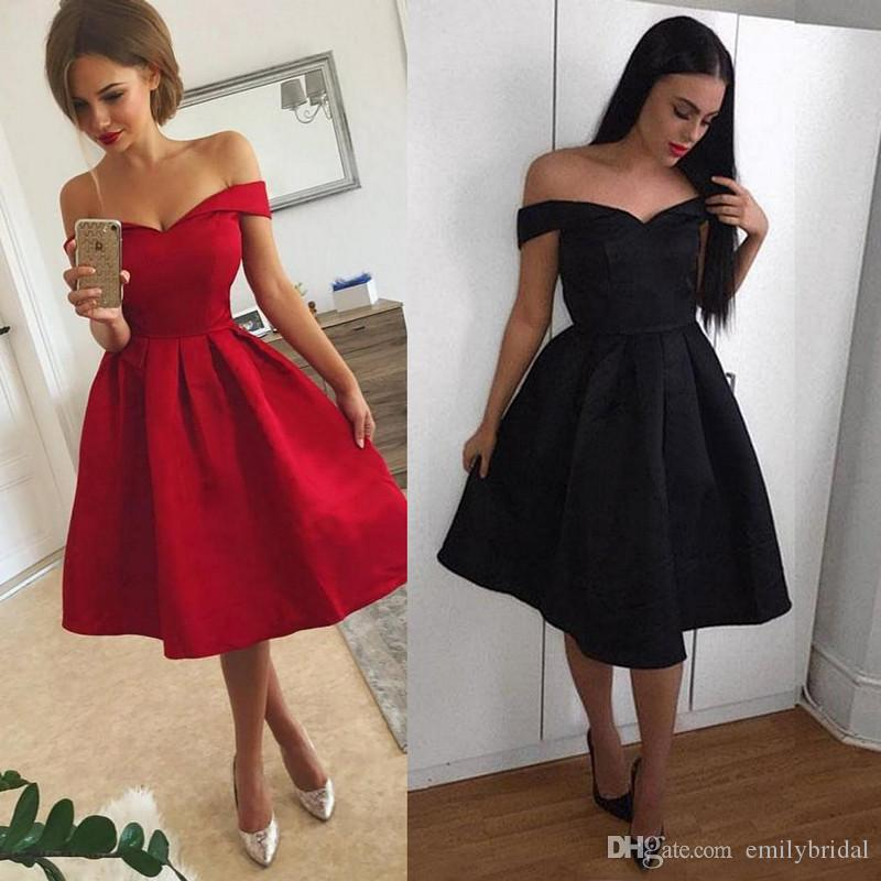 Mid length cocktail dresses 2018
