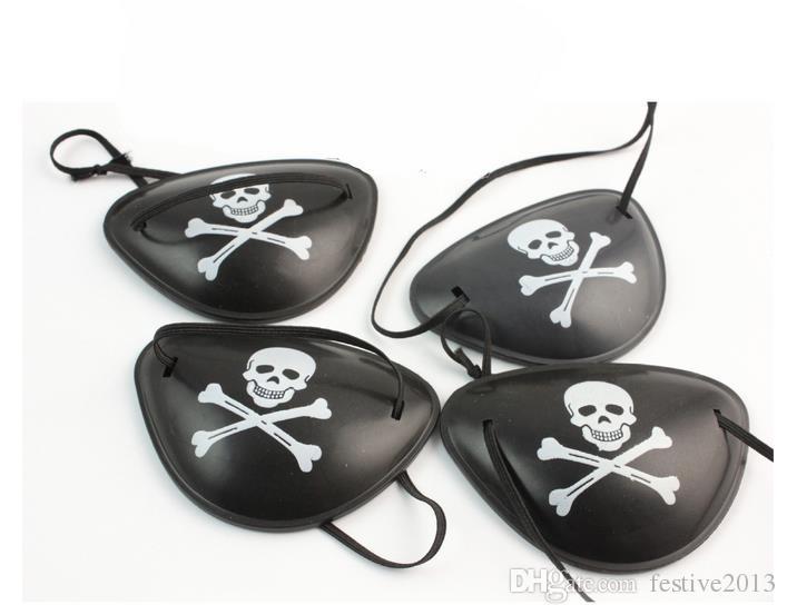 pirate eye patch Halloween masquerade pirate accessories Cyclops eye patch