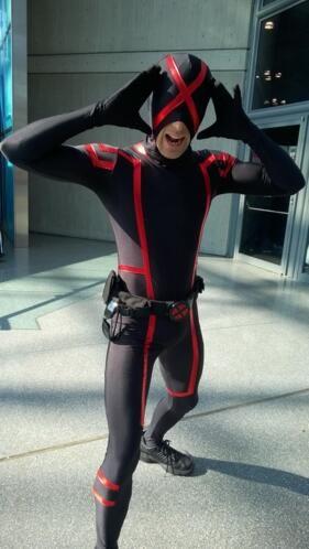 2018 New Custom X Men Cyclops Costume Spandex Halloween Cosplay Party Superhero Zentai Suit The Most Popular From Factoryhandbag $30.76 | Dhgate.Com & 2018 New Custom X Men Cyclops Costume Spandex Halloween Cosplay ...