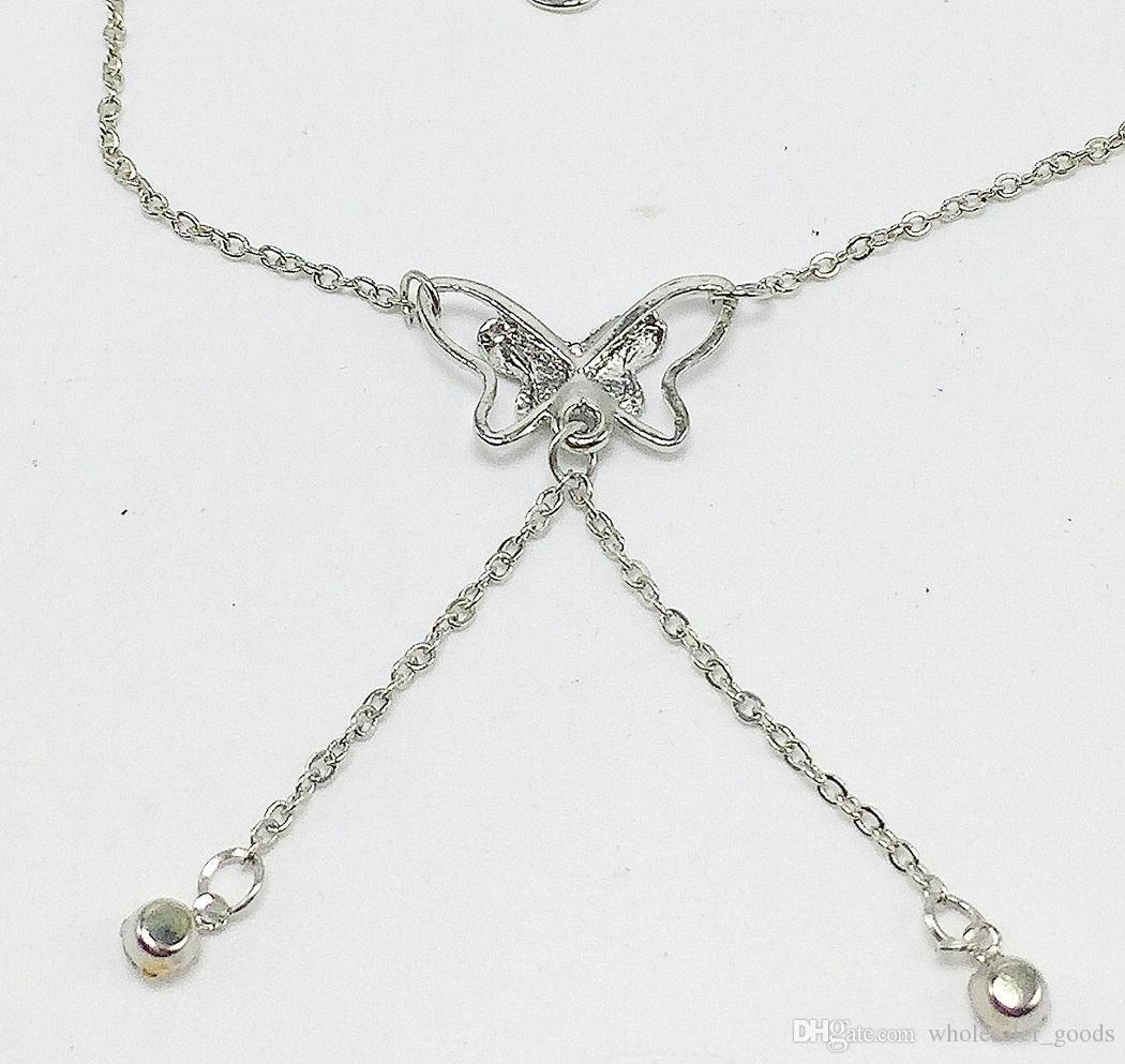 Anklet Jewelry Bracelet Anklet Barefoot Sandal Beach Foot Jewelry Plated Chain Anklet Ankle Bracelet Barefoot Sandal Beach Foot Jewelry