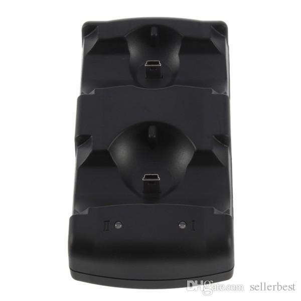 2 em 1 dupla estação de carregamento dock carregador para sony ps3 ps4 controlador sem fio / ps3 ps4 controlador playstation 3 4