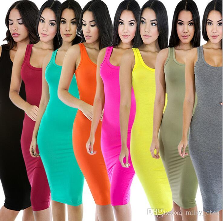 239473fd644 Sexy Bodycon Pencil Dress Party Night Club Dresses Knee-Length Dress ...