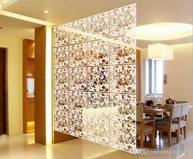 Best Quality 40cmx40cm Biombo Curtain Wall Panels Hanging Screen