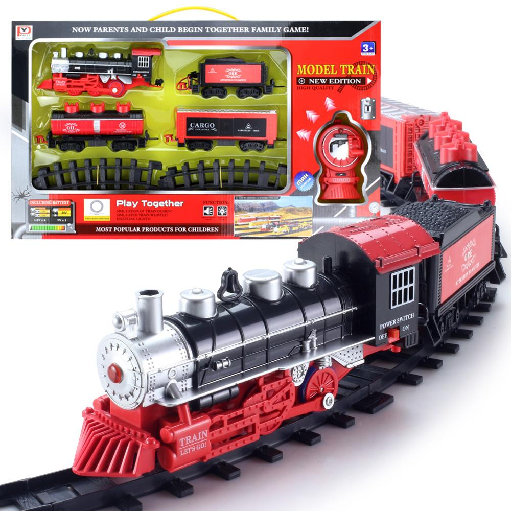 Toy Train Tracks : Toy electric trains wow