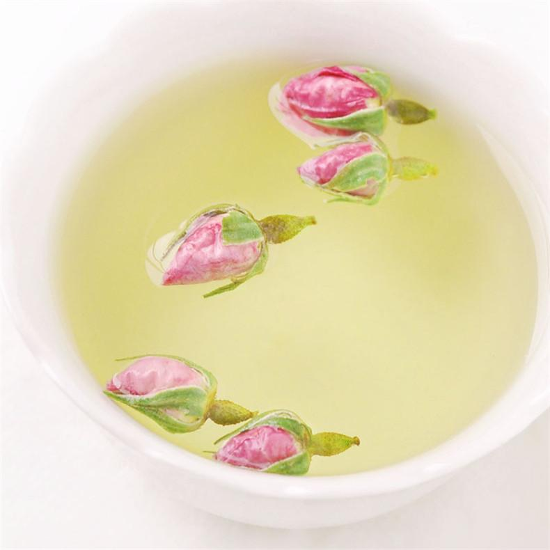 C-TS057 Newst 50g Rose bud,health care Fragrant Flower Tea, the products fragrance dried rose buds skin food tea