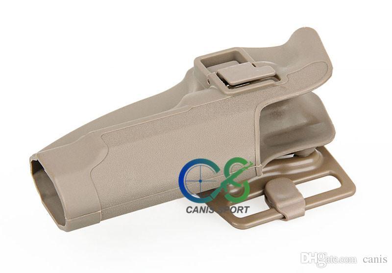 Nuovo arrivo Tactical 92 95 Holster Pistol Pistol Holder Polymer con gamba a goccia Plataloform CL7-0005