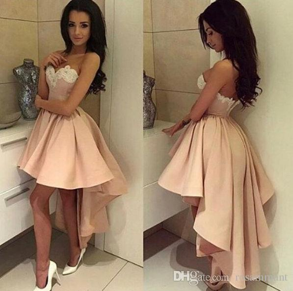 Best prom cocktail dress 2018 and homecoming