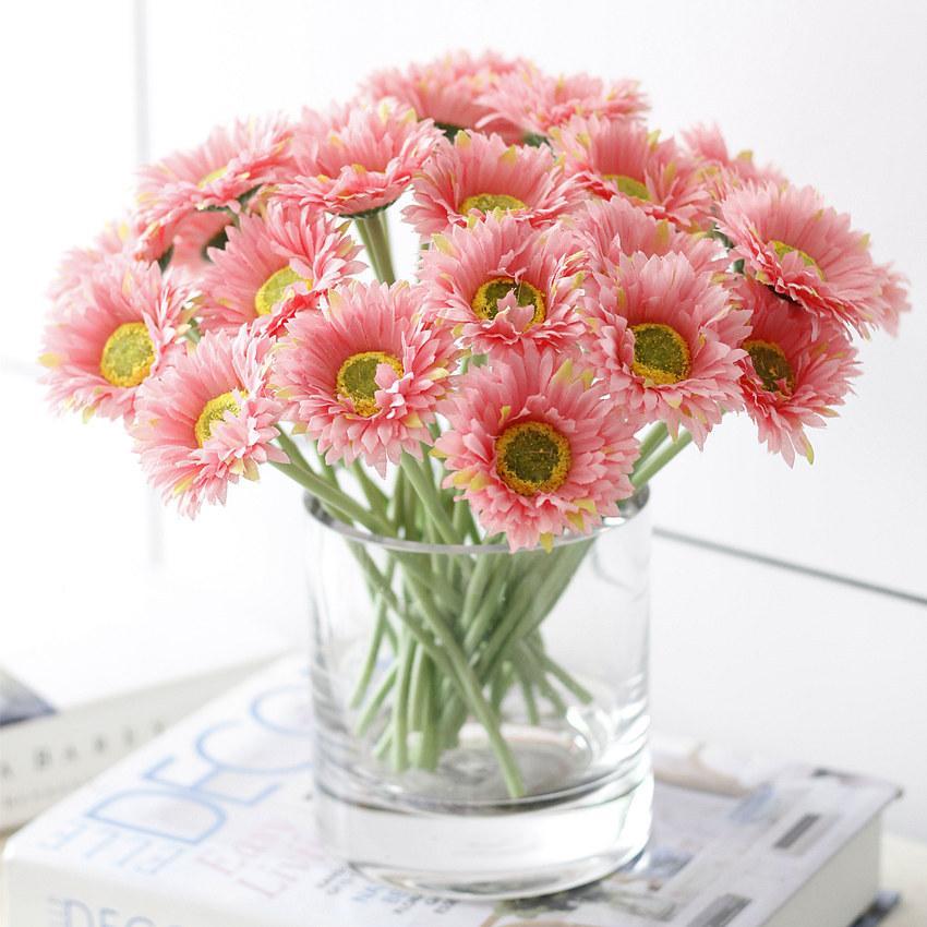 Acheter Fleurs Artificielles Petites Fleurs De Marguerite Unique