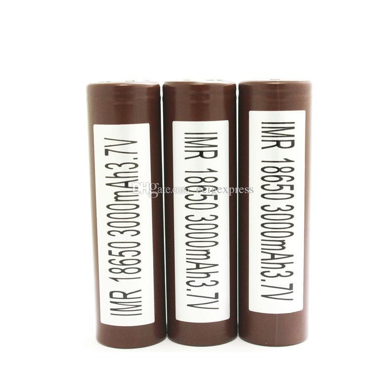 Batteria HG2 18650 Batteria ricaricabile al litio 3000MAH 35A Batteria al litio PK VTC4 VTC5 25R HE4 30Q