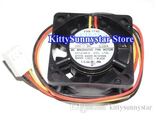 4 cm 1606KL-04W-B40 1606KL-05W-B39 24V 0.06A 127E83860 Inverterventilator, 1606KL-05W-B59 24V 0.08A 3Wire FH6-1742 Converter ventilator