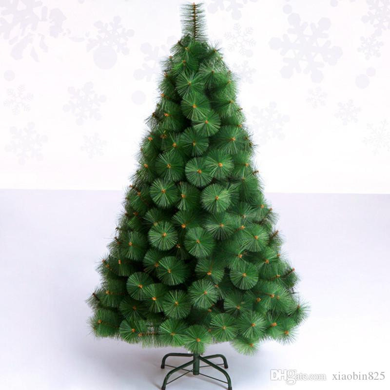 christmas must haves 15 150cm meters encryption pine needles christmas tree shopping malls living room hotel decoration decorations christmas decorations - Christmas Must Haves