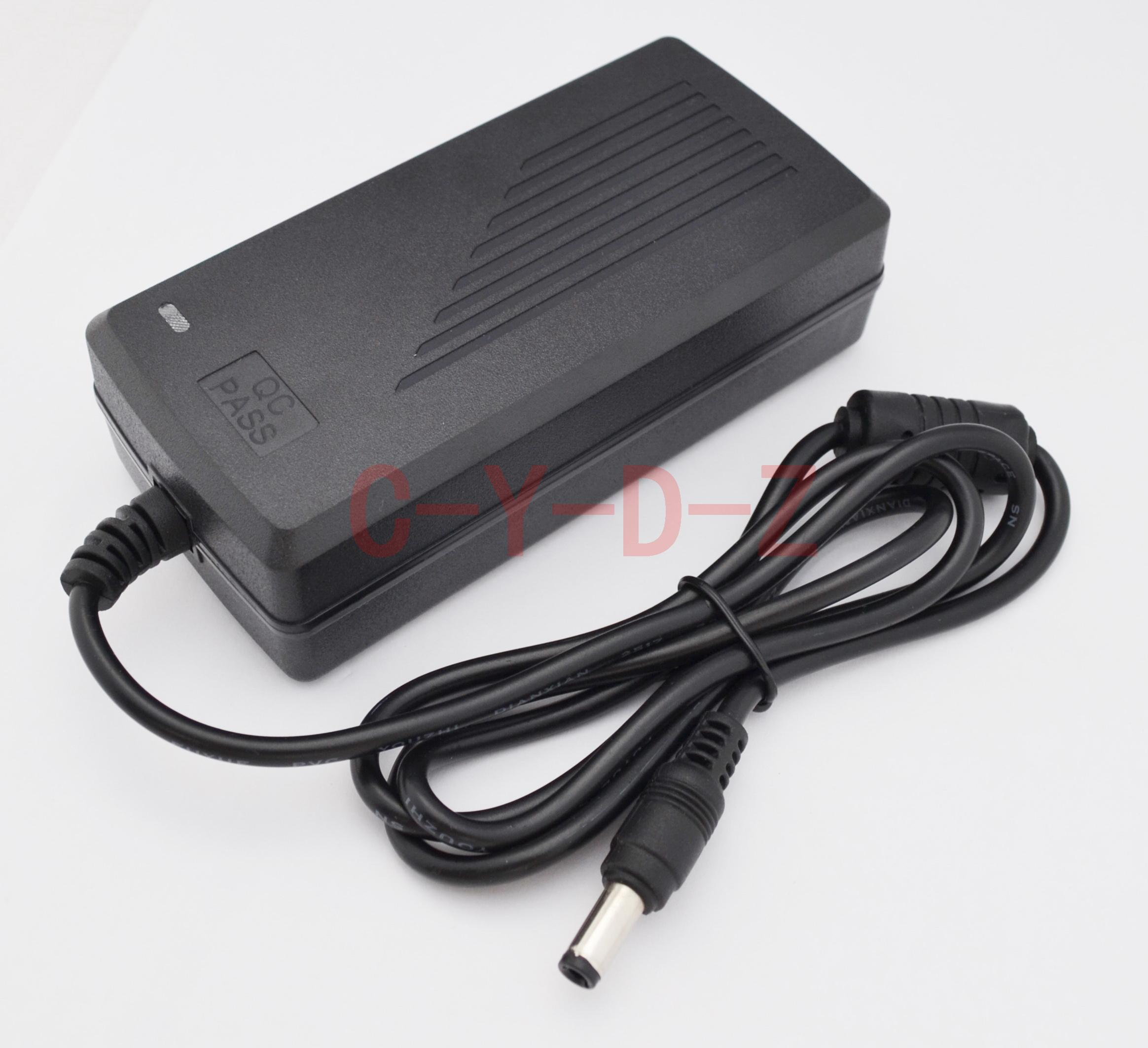 haute qualité IC solutions AC 100V-240V DC 12V 4A Interrupteur d'alimentation, 48W Adaptateur LED, DC 5.5mm * 2.1-2.5mm + Livraison gratuite