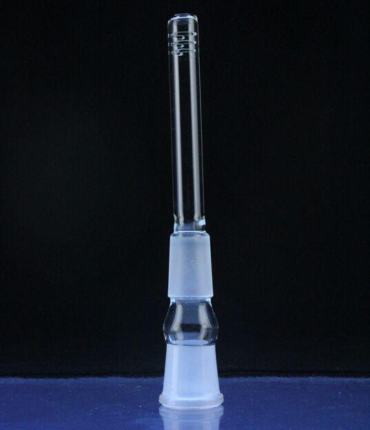 Super Glass Downstem Pipe 14.5mm 18.8mm Feminino 14mm 18mm Grosso Vidro Downstem Difusor De Vidro Para Baixo Haste para Vidro Bongos De Vidro Downstems