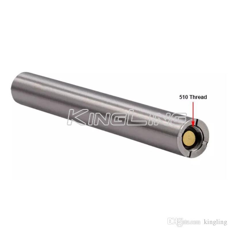 Vorheizen eSmart 350mAh Vorheizen der Batterie Bodenladung Variable Spannung Einstellbare Spannung CO2-Öl-Verdampfer Stift 510 Gewindekartuschen