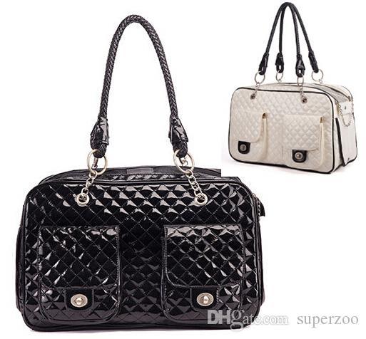 Pet Supplies Dog Bag Cat Dog Carrier Tote Luggage Bag Traveling Portable Shoulder Bag Convenient Fashion 008#