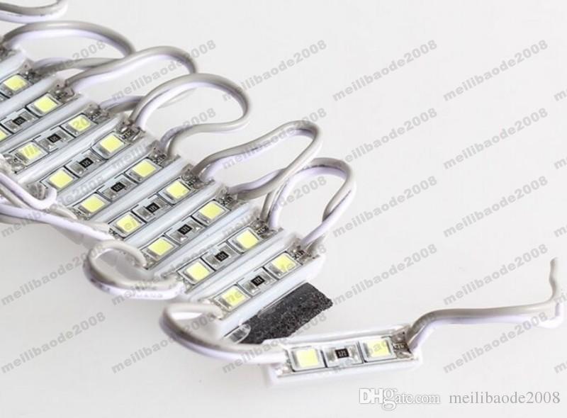 جديد smd 2835 2 المصابيح وحدة صغيرة الحجم بقيادة وحدة مصغرة بقيادة وحدة 2607 ملليمتر dc12v للماء ip65 ل led قناة رسالة شحن مجاني myy