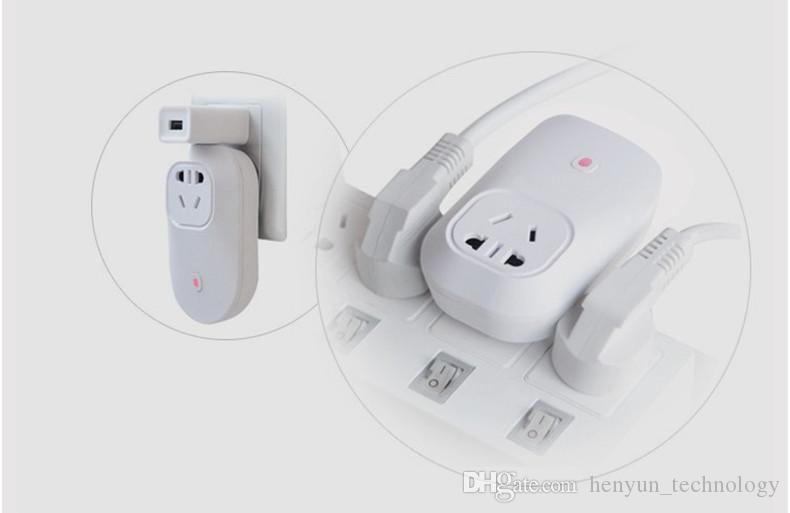 UK / US / EU / AU Enchufe Orvibo S20 Wifi Smart Switch Adaptador de corriente Control remoto Smart Socket Smart Home Automation para Smartphones