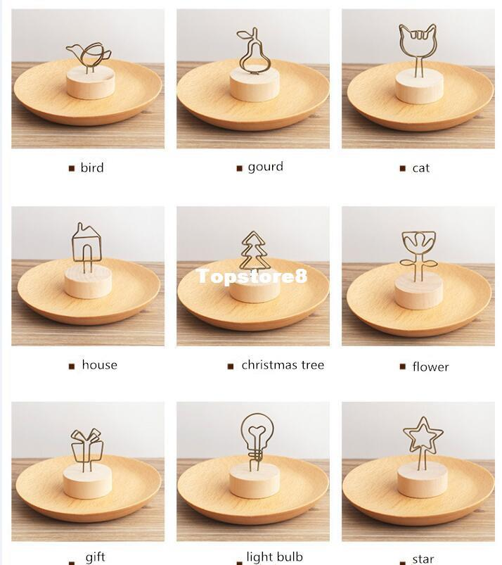 Delicieux 2018 Cheap Creative Place Card Holder Table Number For Wedding Event  Decoration From Topstore8, $14.88 | Dhgate.Com