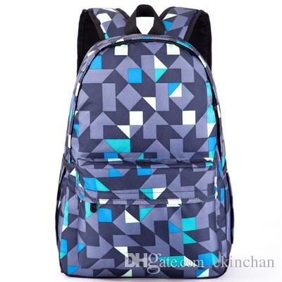 2016 New Arrivals Korean Style Classic Backpack Waterproof Hot Sale ... 18edf33b548e8