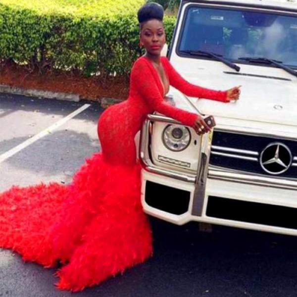 Long red prom dresses uk sites