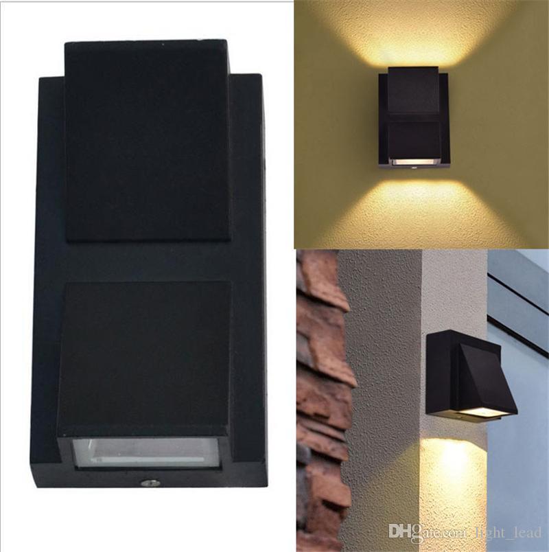265v Extérieure 6w Ip65 À Jardin La Ac85 Porche Moderne Led De Mur Imperméable Eau L Lampe Décoration Lumière Pour 3w H9W2DYEI