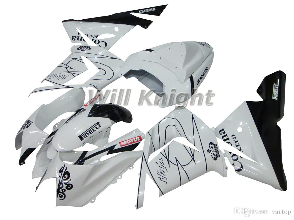 Motorcycle Frame Injection Mold Complete Body Fairing Kit For Zx 10r ...