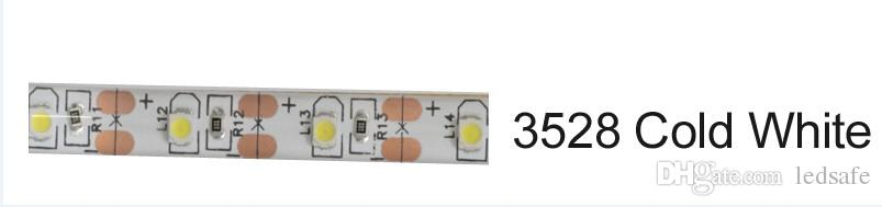 DC 5V USB LED Flexibles Lichtband Lampe 100cm 1m SMD 2835 60leds / m Farbband für LCD TV Hintergrundbeleuchtung Dekoration Seil Weiß CE ROSH
