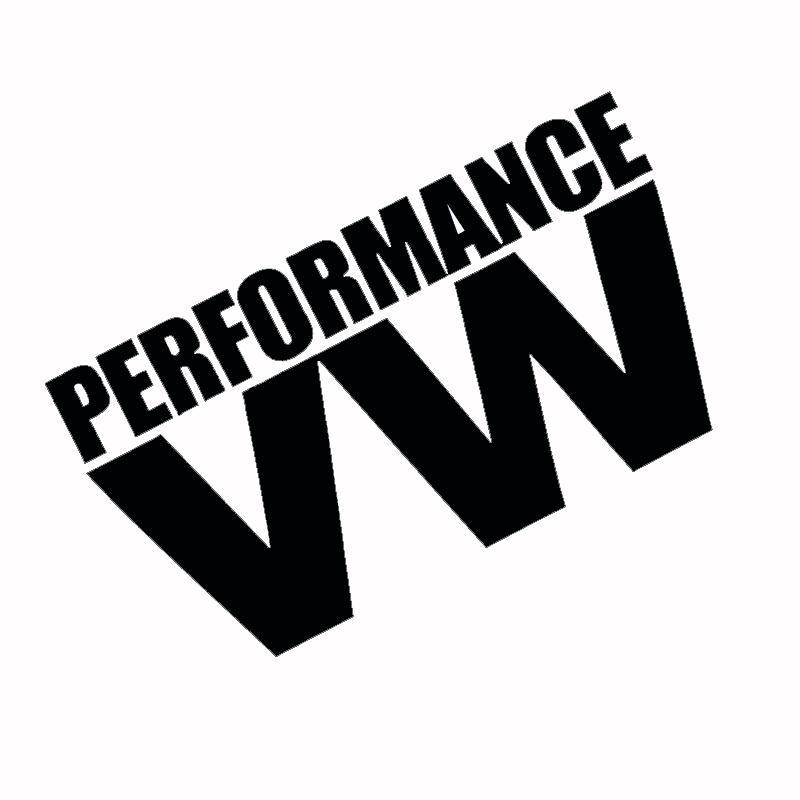 Satın Al Toptan Yansıtıcı Beyaz Siyah Performans Vw Logo Tutkal
