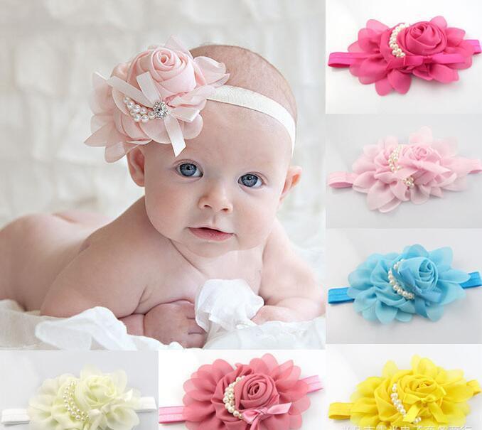 Großhandel Heißer Stirnband Stirnbänder Für Mädchen Mädchen Kinder ...