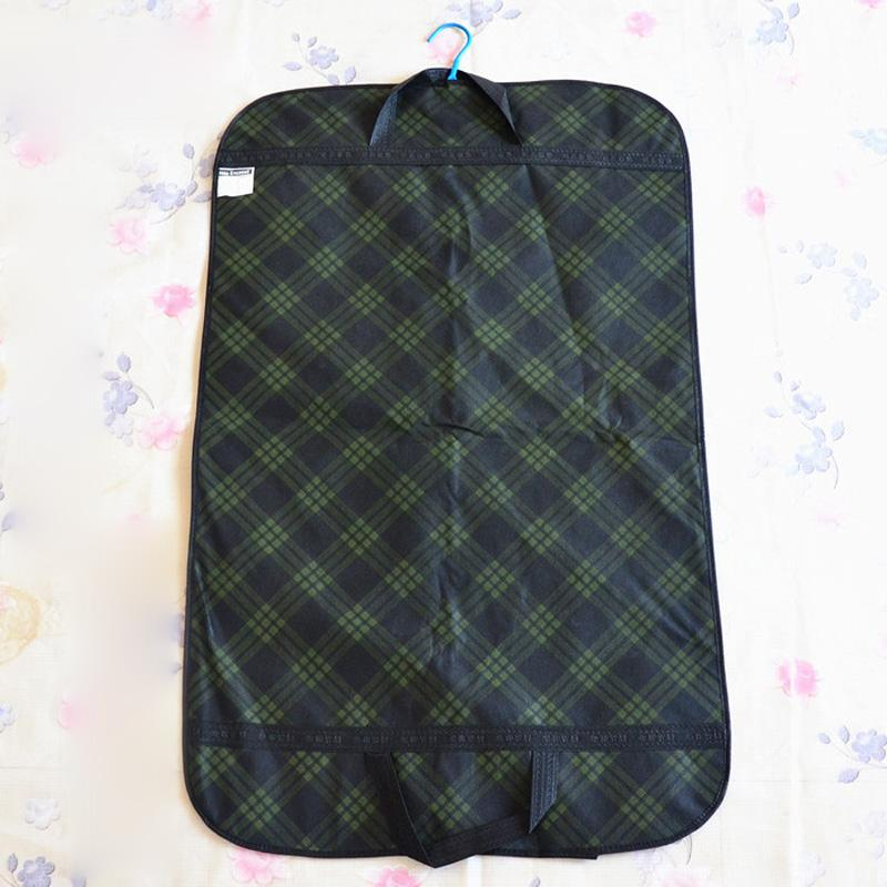 62d01cd56c3 2018 Wholesale Dress Clothes Garment Suit Cover Bag Non Woven Dustproof  Jacket Skirt Storage Protector From Xuol,  31.72   DHgate.Com