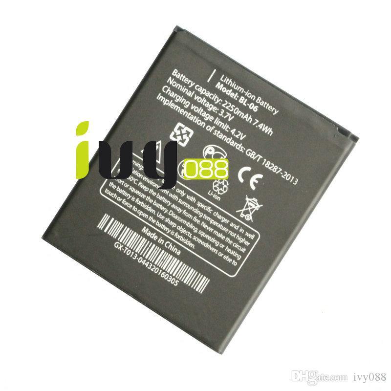 10 قطعة / الوحدة BL-06 BL06 BL 06 2250 مللي أمبير بطارية ل thl t6s t6c t6 برو بطاريات الهاتف المحمول بطاريات batterie