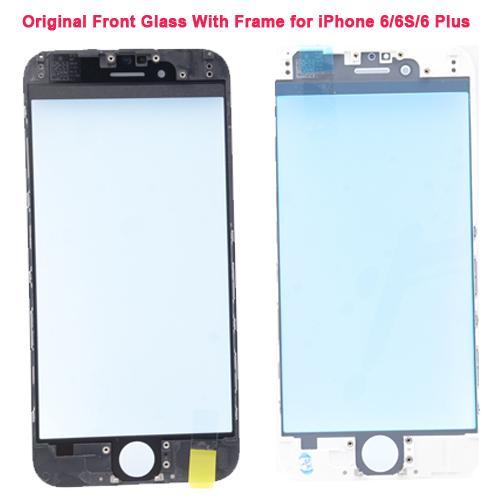 Original IPhone 6 Glass Frame Outer Lens Touch Screen Lens+ Frame ...