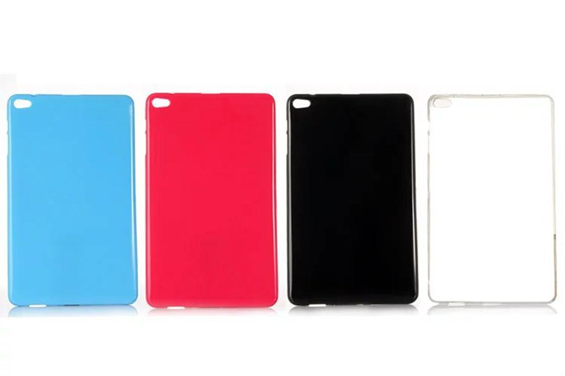 Weiche Silikonkautschuk-TPU-rückseitige Abdeckung für Huawei Mediapad M2 Siegth FDR-A01W FDR-A03L T2 Pro 10.1