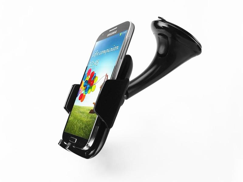 Fast Qi Wireless Car Charger Supporto auto base di ricarica Samsung s7, s8 edge, note5 nexus 4/5/6 iphone5 6 7